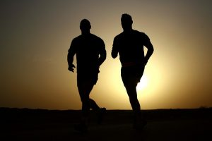 teen anxiety prevention do fitness runners