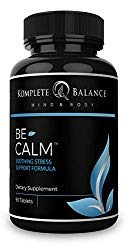 BeCalm Can Naturally Relieve Stress & Anxiety-BeCalm Review