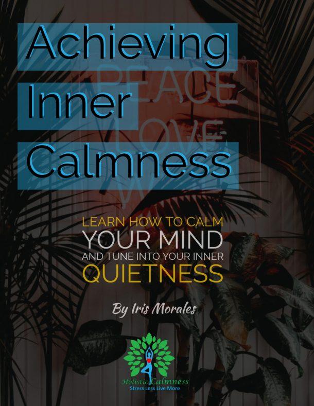 Inner Calmness Ebook Cover