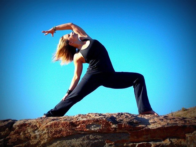 Yoga For Anxiety can Bring Mental Calmness