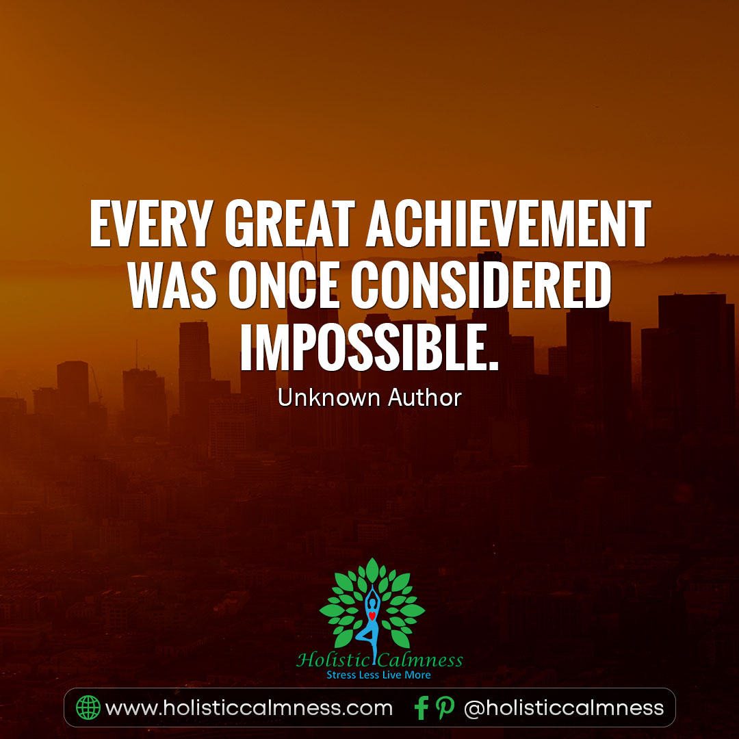 daily inspirational quotes Great Achievements