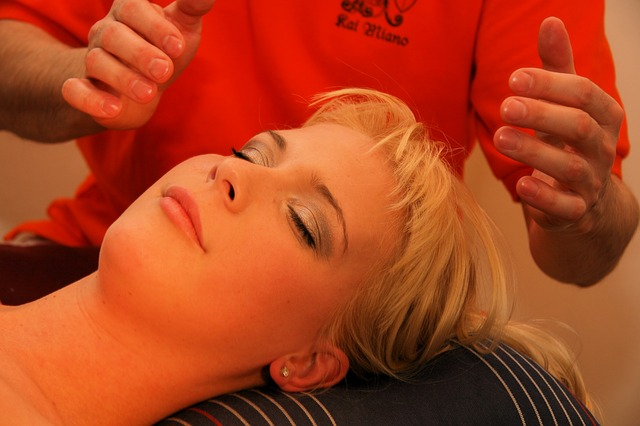 Shiatsu Massage stress relief massage