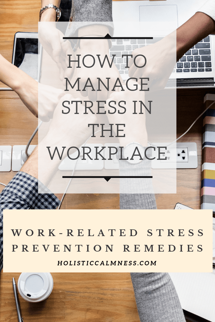 Learn How React and Respond Better When Stressed Out At Work